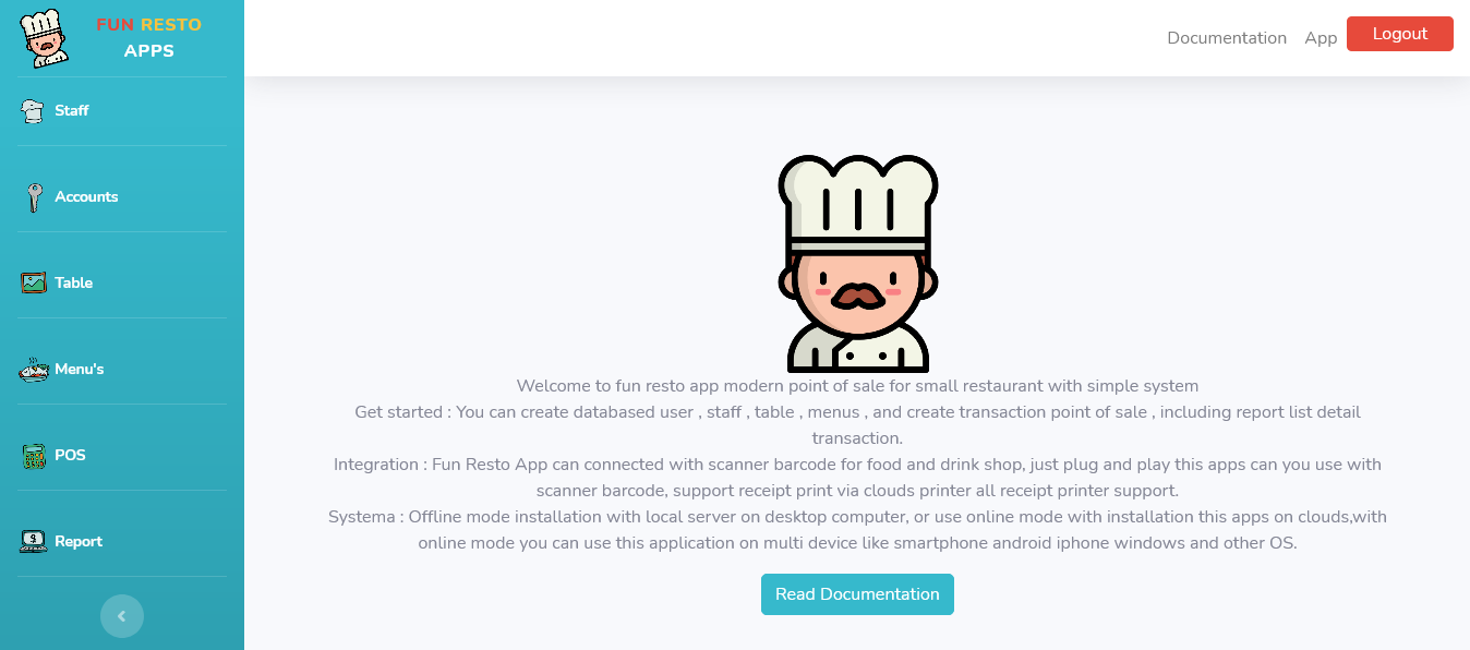 Restaurant POS free download source code