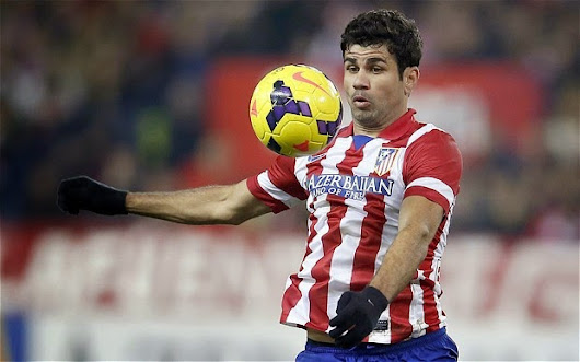 DONE DEAL: Chelsea Seal £35m Diego Costa Deal