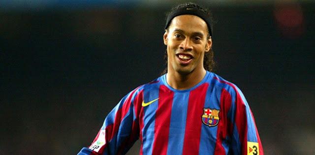 Positif Covid-19 Ronaldinho Isolasi Mandiri Di Hotel Brasil
