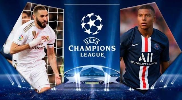 Prediction LineUps Real Madrid vs PSG
