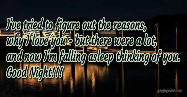 Good Night Message for Him & Her   Boyfriend, Husband, Girlfriend, Wife