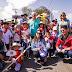 Así transcurrió el primer día del Carnaval de Pubenza en Popayán.