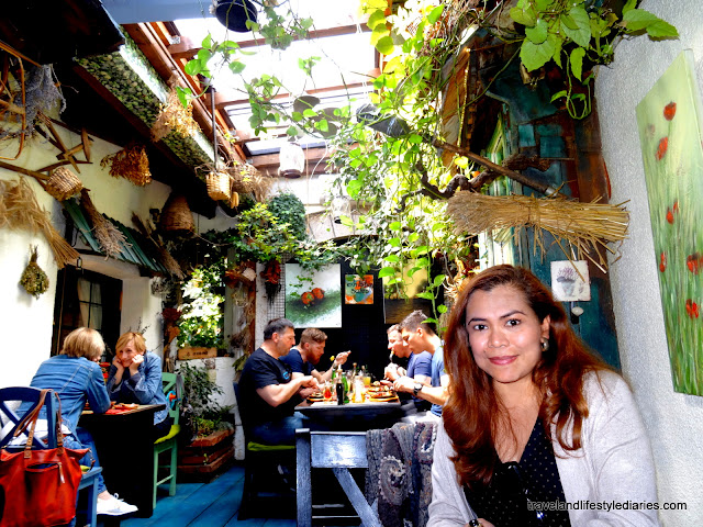 Lovely Lunch Place in Sarajevo: Dveri