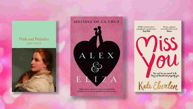 valentine day romantic books