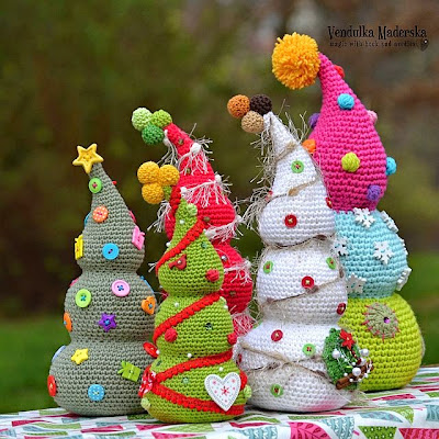 Afbeeldingsresultaat voor vendulka christmas tree