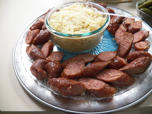 Sausage and Sauerkraut