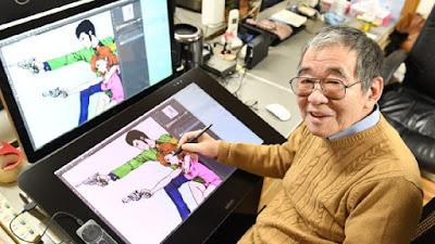Fallece Monkey Punch, el creador de LUPIN III.