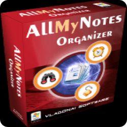 تحميل ALLMYNOTES ORGANIZER DELUXE مجانا لتنظيم البيانات و المعلومات