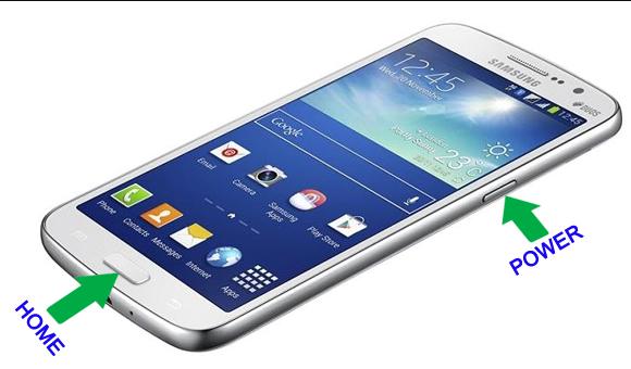 Cara Screenshot Samsung Dengan Mudah\