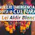 Lançado edital da Lei Aldir Blanc em Arroio Trinta