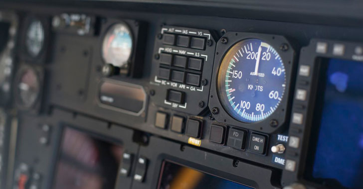 small aircraft instrument panel