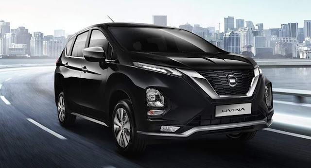 All New Nissan Livina Black 2020