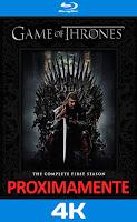 Game of thrones temporada 1 4k