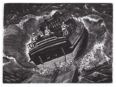 Lifeboat by Terry Browne