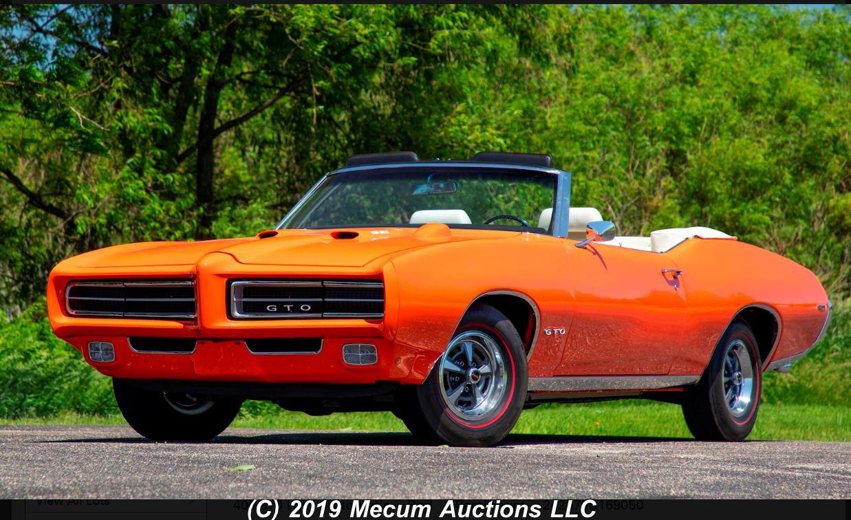 Pontiac in Canada 1959-1969 | phscollectorcarworld