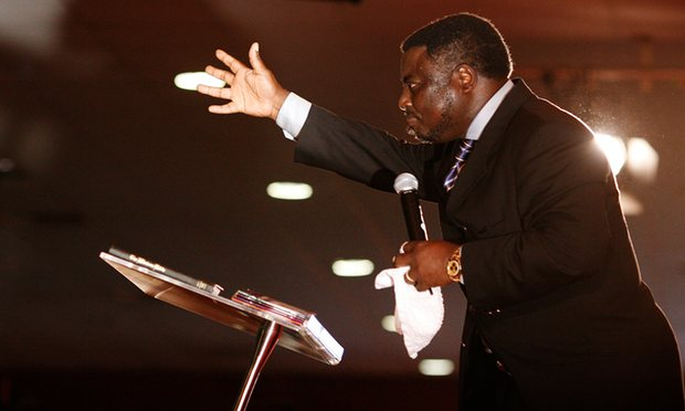 UK Police investigate Ashimolowo's church over alleged fraud involving ex footballer