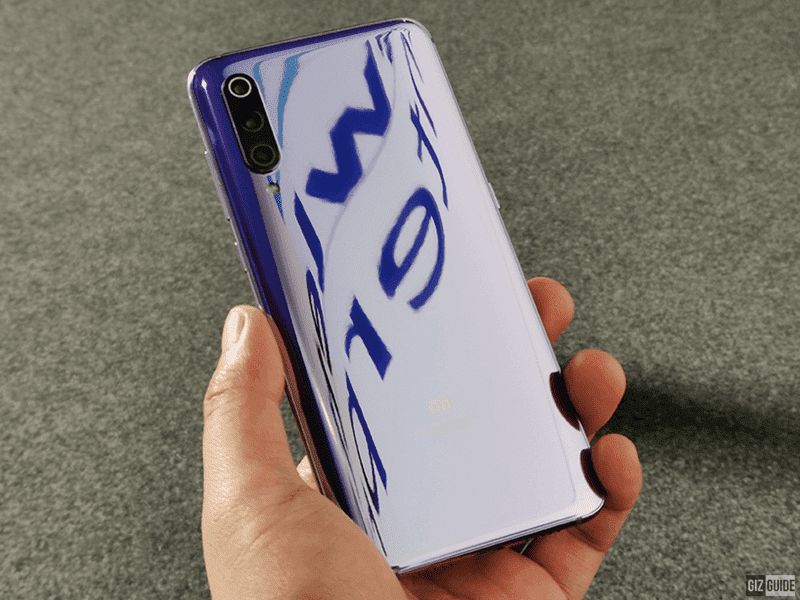 Deal: Xiaomi Mi 9 64GB with SD855 is down to just PHP 17,490!