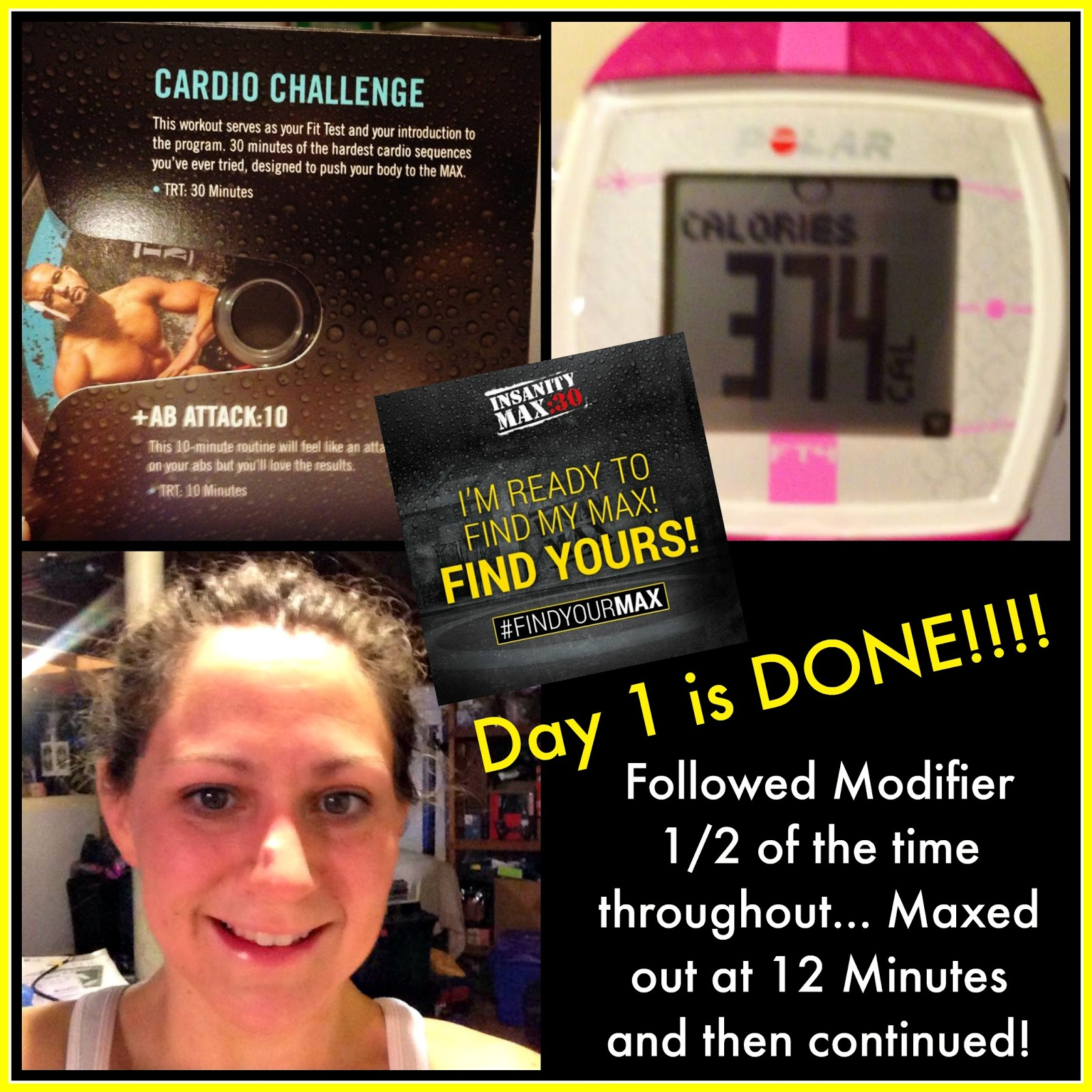 How Many Calories Does An Insanity Max 30 Workout Burn