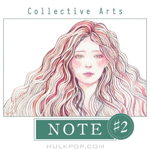 Collective Arts, Yoon Jiyoung – Note#2 – Single