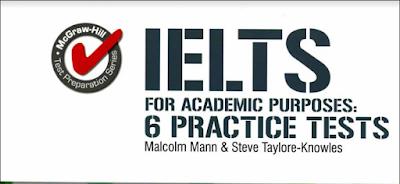 حصريا 4 كتب للتحضير لاختبار IELTS مع امتحانات تجريبية ونصائح وشروحات احترافية