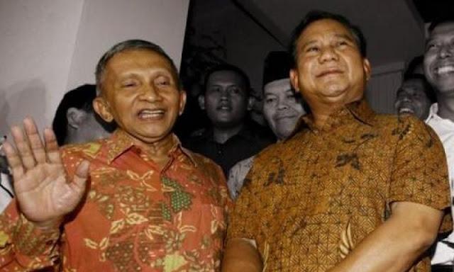 Prabowo-Amien Rais Jadi Penjamin Penangguhan Penahanan Ahmad Dhani