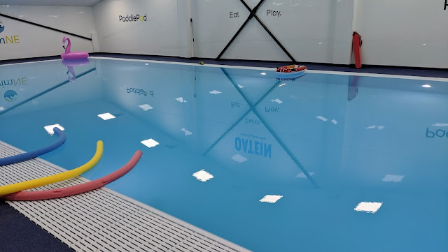 Baby & Toddler (and beyond) Swimming Lessons in North East England  - Swimming Pool Shiremoor
