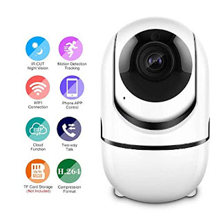 mini ip camera 1080p wireless