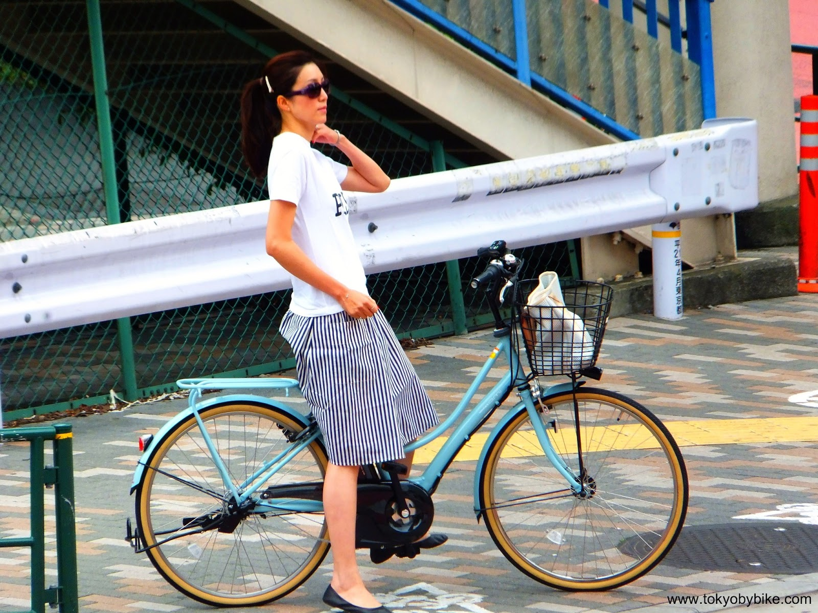 34,247 bicycles left abandoned at Tokyo train stations in 2016