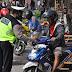 25 Pelanggar Terjaring Saat Polres Jayawijaya Gelar Razia
