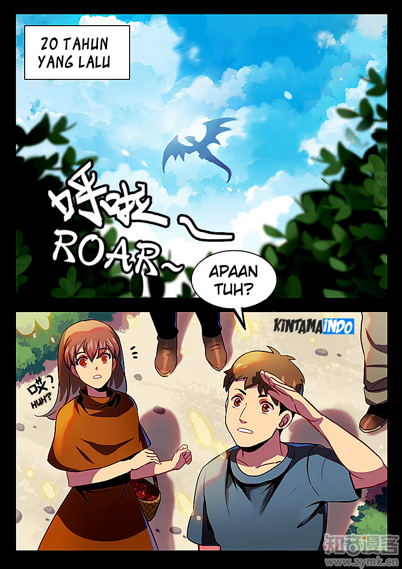Baca Komik Dragon Dance Chapter 1 Komik Station