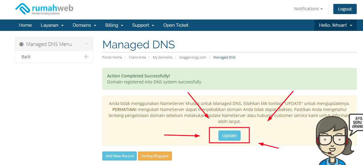 langkah memasang domain - 12