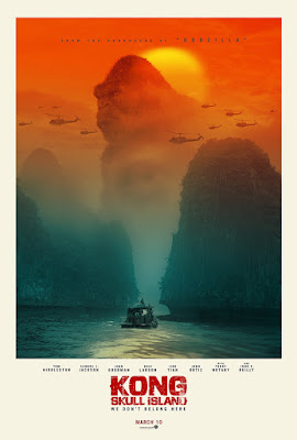 Kong Skull Island New Movie Poster 3