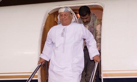 Yemeni President Hadi arrives in Egypt to attend Arab League summit