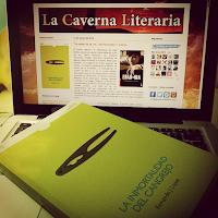 Caverna Literaria Inmortalidad Cangrejo Fernando López