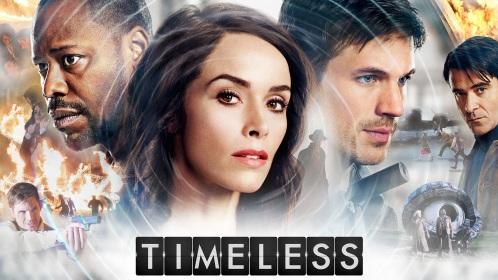 Timeless 1ª Temporada
