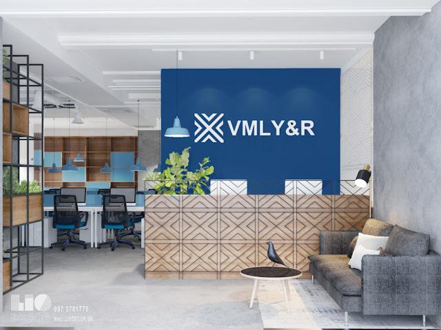 Thiết kế nội thất văn phòng hiện đại 3