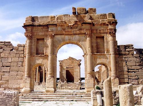 تونس آثار الدولة الفينيقية