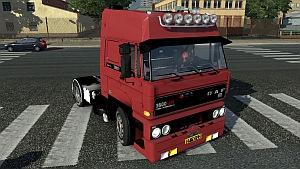 ETS2 DAF 3600 ATI truck mod