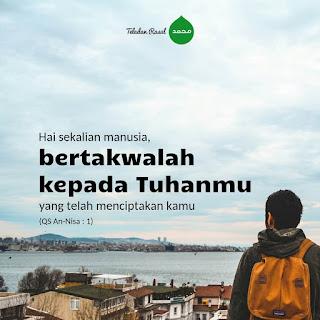 mutiara islami tentang ketakwaan surah an nisa