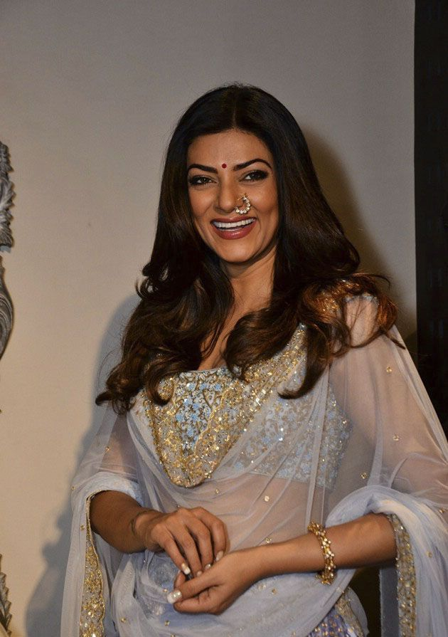Sushmita Sen latest