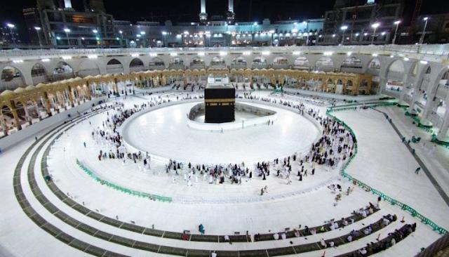 Pak Joko Melihat Ada Pertanda Baik dari Mekkah