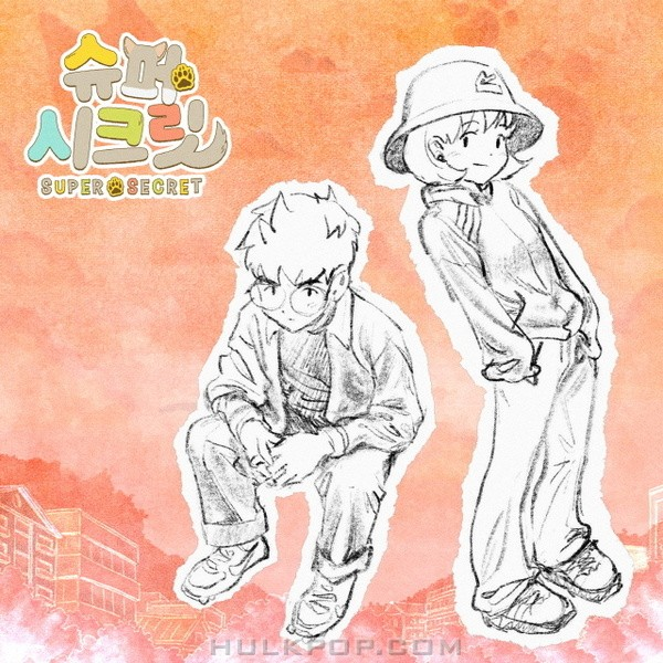 Stella Jang – Super Secret OST