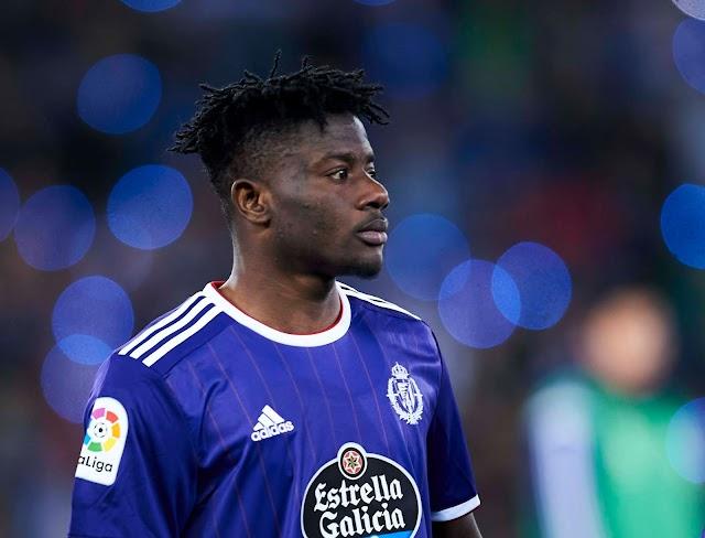 Mohammed Salisu Refusing To Play For Ghana Black Stars