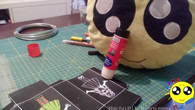 Como hacer un juguete saltador sin pilas