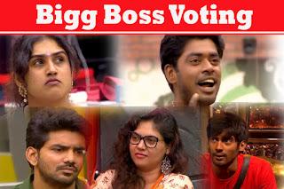 Bigg Boss Tamil Vote images, Bigg Boss Tamil Vote result, Bigg Boss Tamil Online Voting