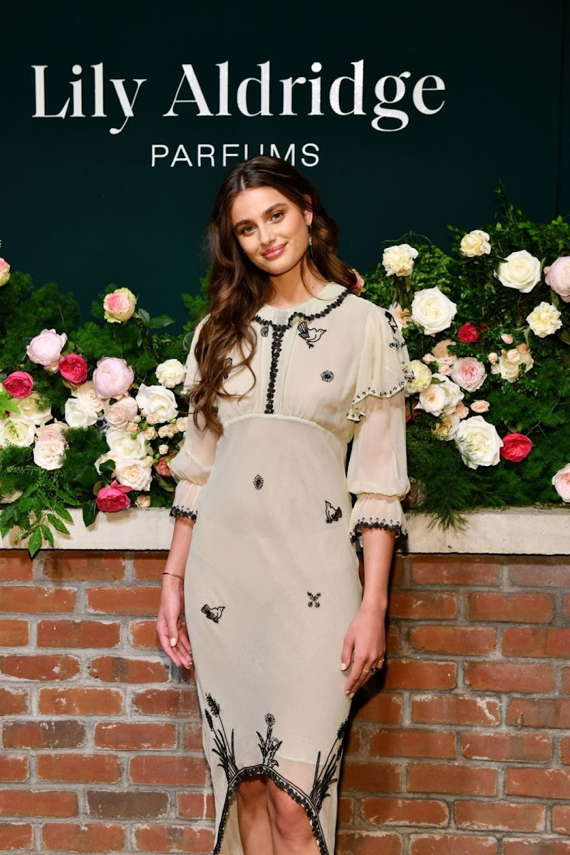 Taylor Hill Clciks at Lily Aldridge Haven Parfums Launch Event in New York 8 Sep-2019