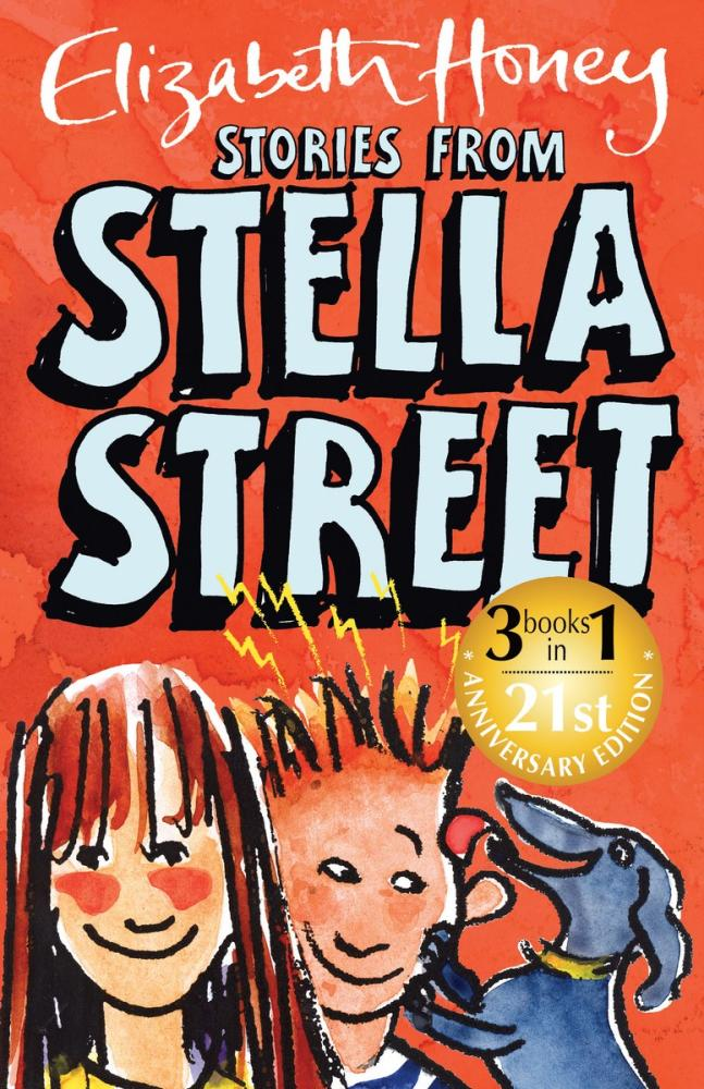 Buzz Words: Stories From Stella Street