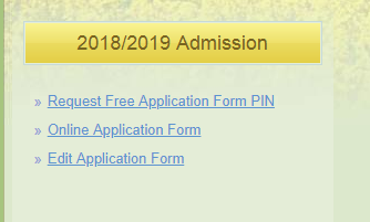 NUBA POLY 2018/2019 Post-UTME (ND) & HND Free Admission Forms Out