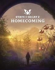 โหลดเกมส์ [Pc] State of Decay 2: Homecoming | เกมส์เอาชีวิตรอดในโลกซอมบี้ภาคล่าสุด