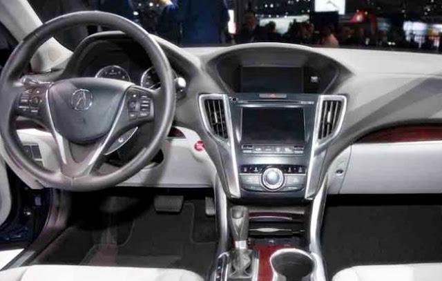 2018 Acura TLX Type S Rumors